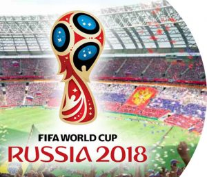 Fussball-WM in Russland 2018