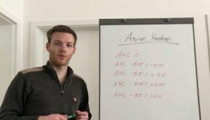 Asiatische Handicap Lernen