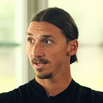 Zlatan Ibrahimovic Fussball-Spieler