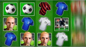 Fußball-Spielautomaten online